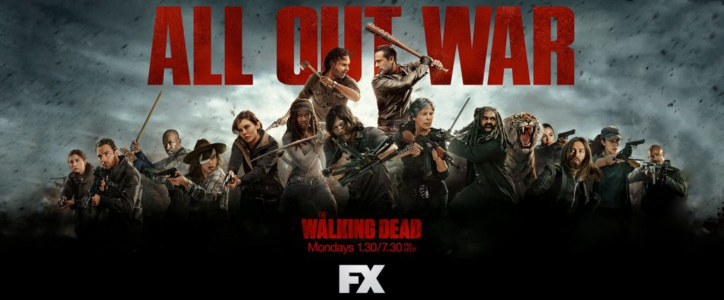 The Walking Dead Season, Episode and Cast